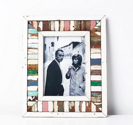 PICTURE FRAME - MOSAIC PINK from Made Ethical