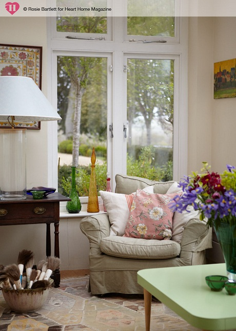 Rosie Bartlett for Heart Home mag & Modernising your home - tiny tips to update your abode \u2014 Heart Home