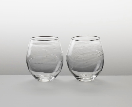Roundy Tumblers by Michael Ruh