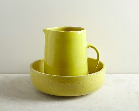 Nicola Tassie Jug and Bowl