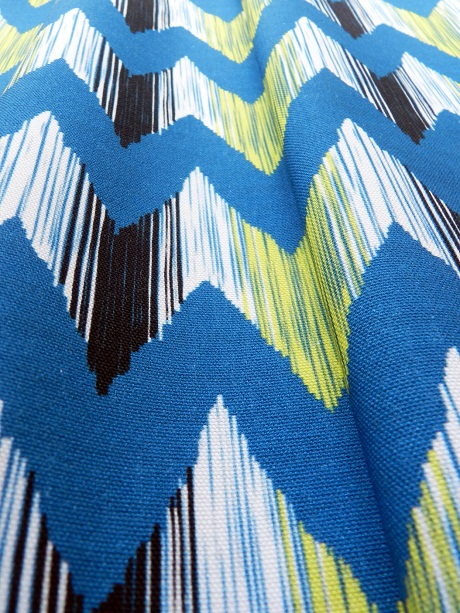 ikat river fabric 460