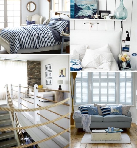 Ss14 trend preview modern nautical heart home for Nautical interior designs