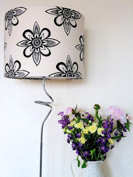 starburst lampshade 30cm
