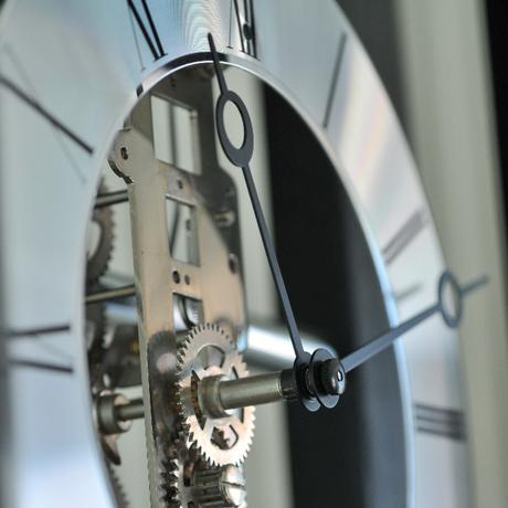 Charlie Turner clock face