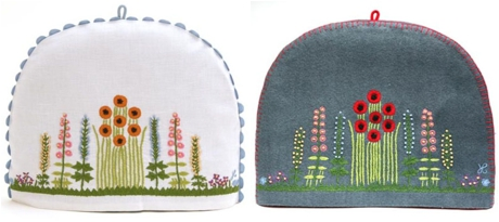 Jan Constantine Tea Cosies