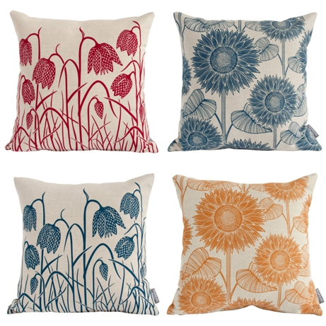 Cushions by Marram Studio