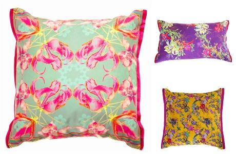 Laura Olivia Cushions
