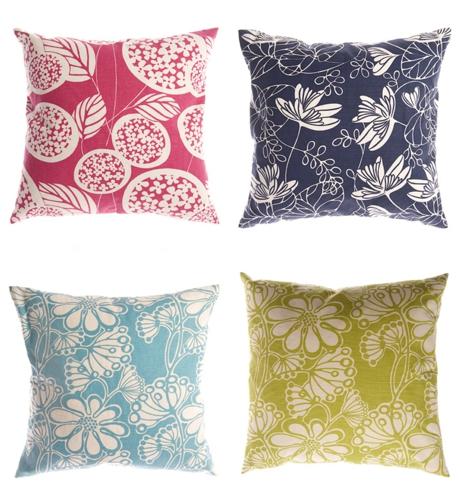 Fiona Howard - Cushions