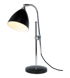 Best of table lamps heart home for Best task lighting