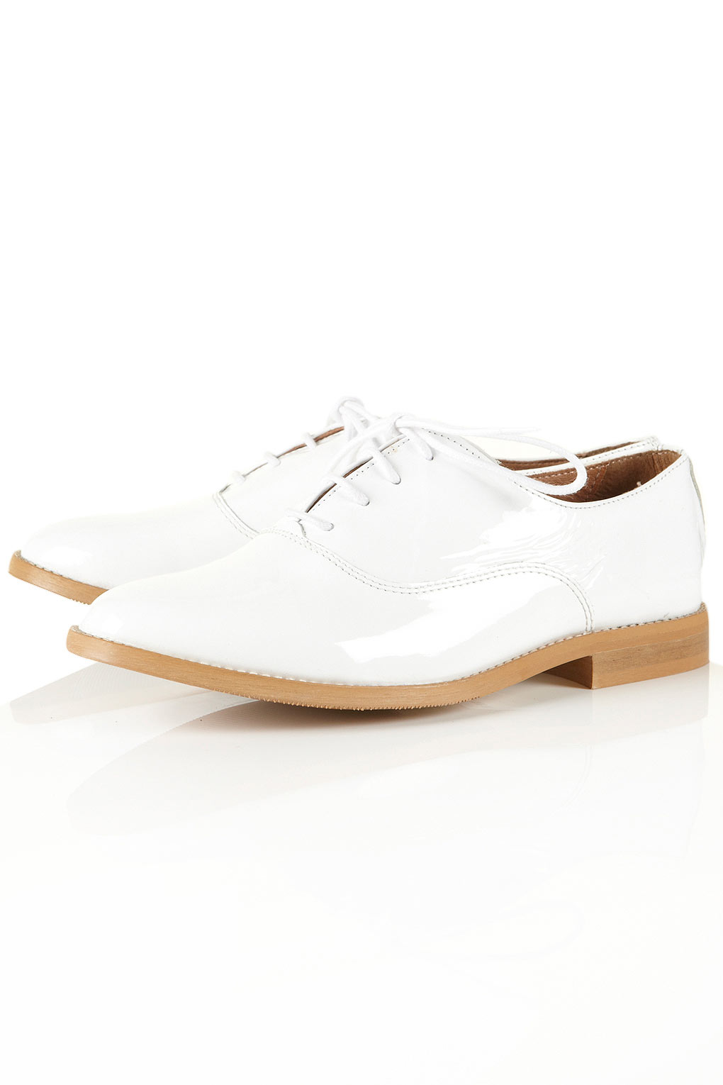 Kitch Patent Shoes - Topshop £60.00