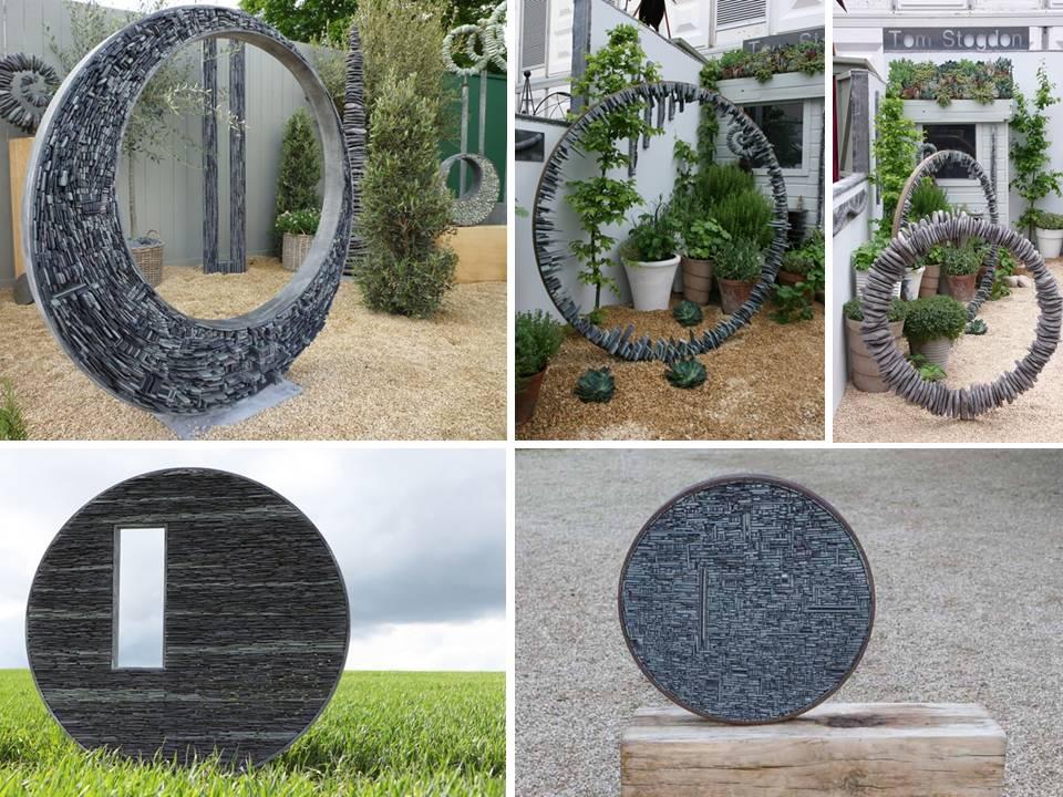 Garden Sculpture By Tom Stogdon