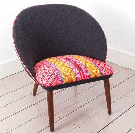 A Rum Fellow - Pacha Mama Chair
