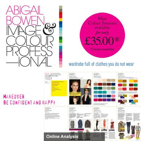 Christmas gift guide Abigail Bowen Colour me beautiful