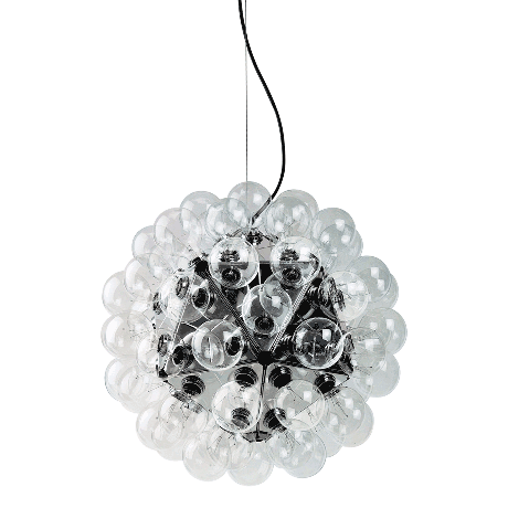 achille castiglioni taraxacum 88 chandelier