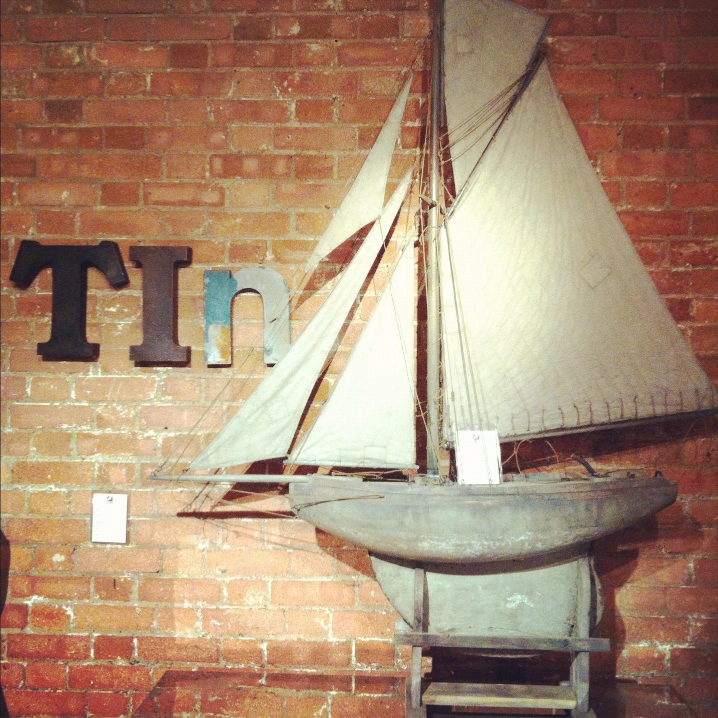Andrew martin boat 1