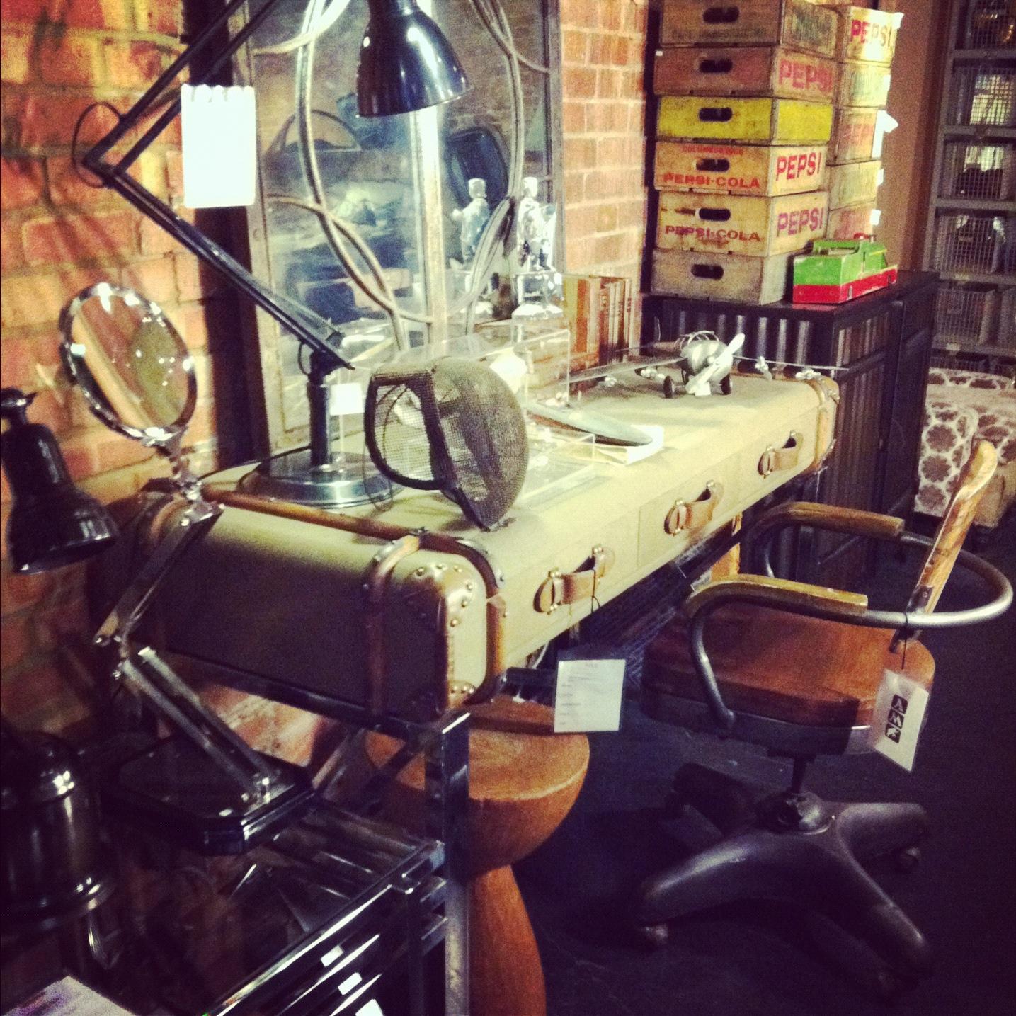 Andrew martin desk