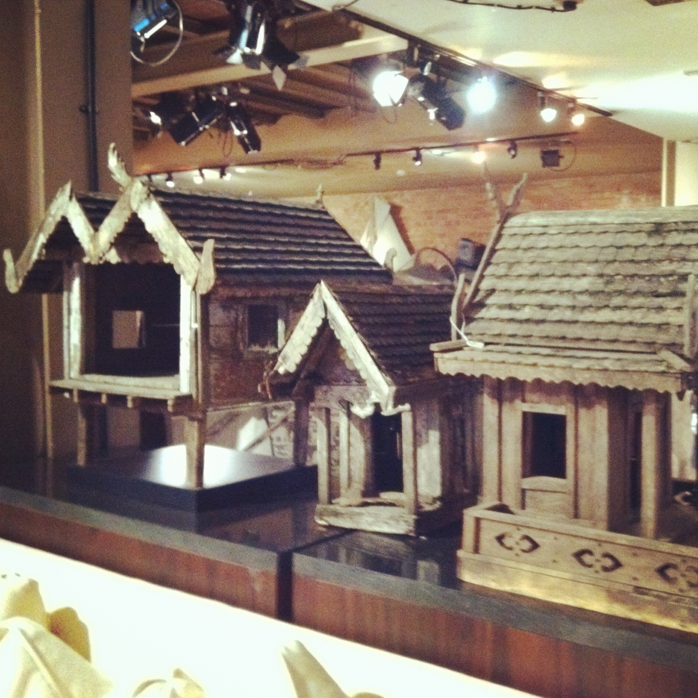 Andrew martin huts