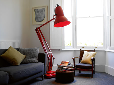 Anglepoise Giant1227 Red