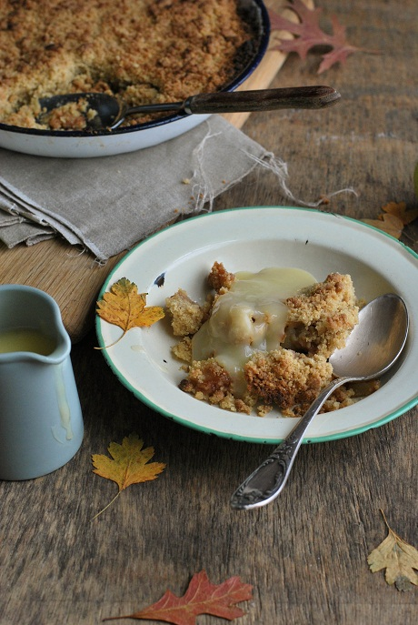 Apple Crumble via Heart Home magazine [3]