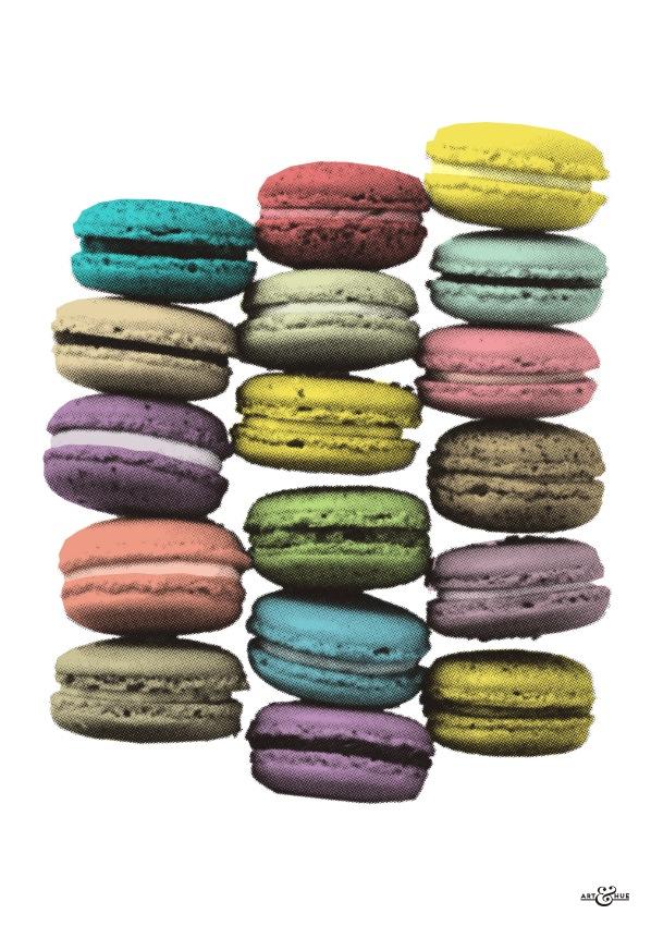 Art & Hue Macarons