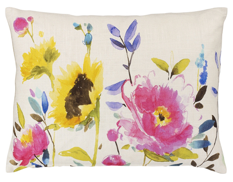 Bluebellgray cushion for John Lewis Design Collective