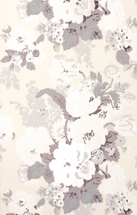 Beautiful Bouquet Wallpaper By Anna French Heart Home