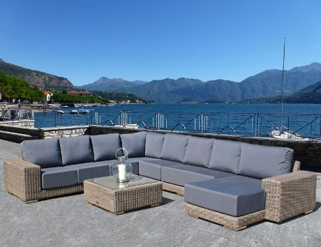 All weather garden furniture by bridgman heart home for All weather homes
