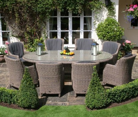All weather garden furniture by bridgman heart home for All weather garden furniture