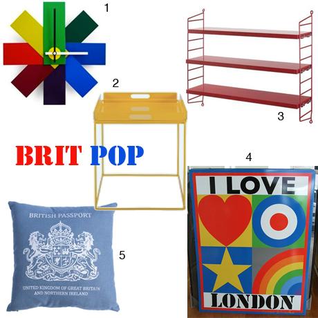 Brit Pop interiors_Mary Middleton Design