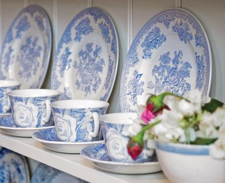 Burleigh pottery & Beautiful floral-inspired Burleigh pottery \u2014 Heart Home