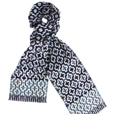 Margo Selby Brook scarf