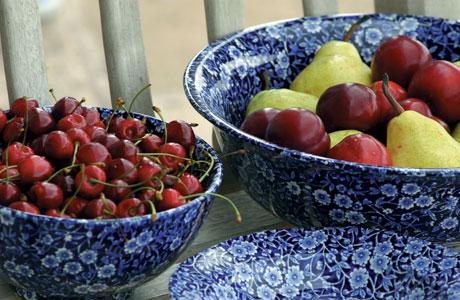 Burleigh pottery - Calico
