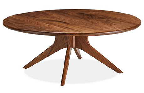 Carrie Bradsaw coffee table - room and board