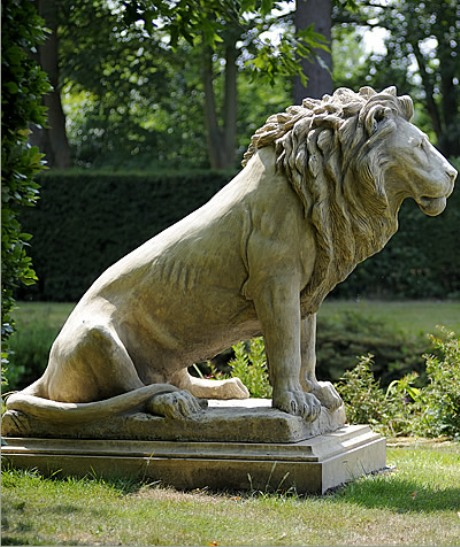 Cavendish Stone Lion