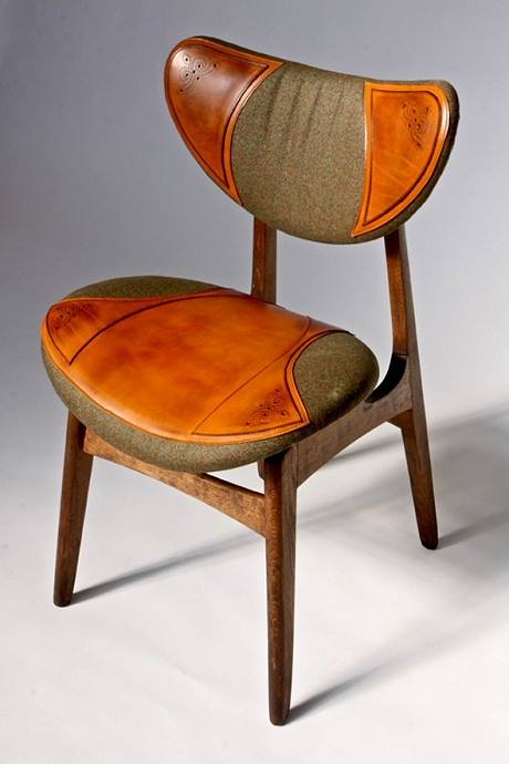 Cheaney chair - £825, Alexena Cayless
