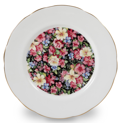 Chintz Where? Collection by Andrew Tanner - Black