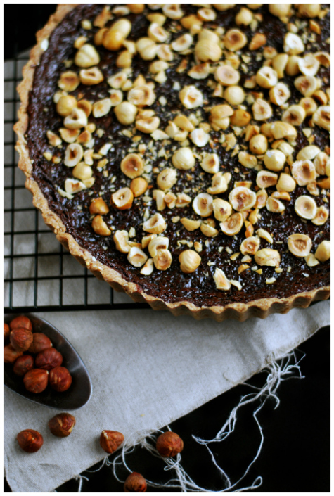 Chocolate_Nutella_tart-3
