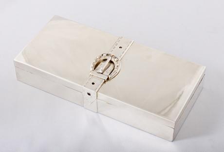 Christian Dior Cigarette Box 001