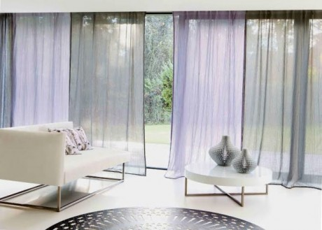 JAB chivasso sheer curtain