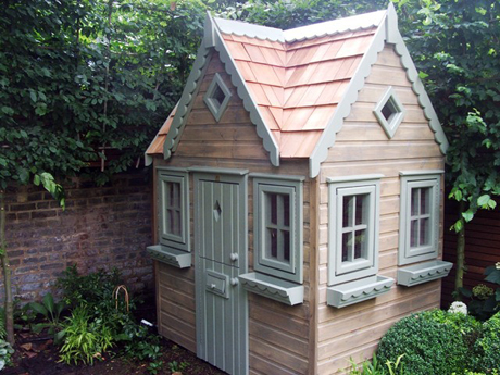 Cottage playhouse by The playhouse company