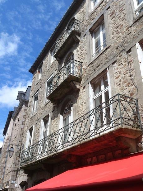 balconies in Dinan 22100