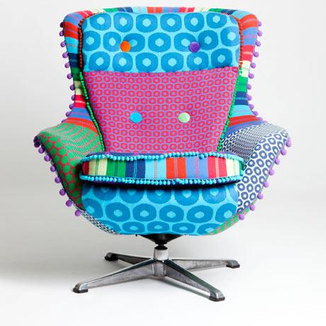 Deryn Relph Winnie Chair