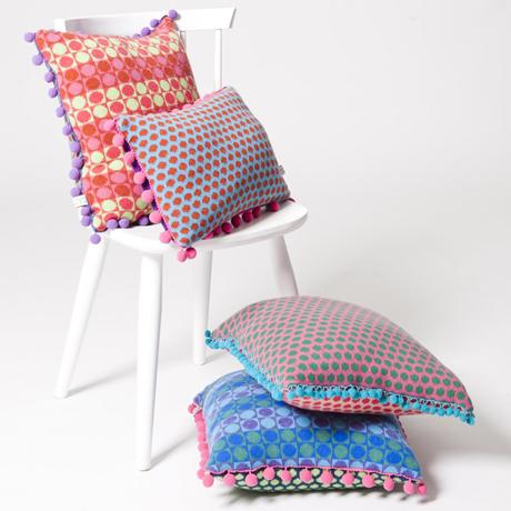 Deryn Relph cushions