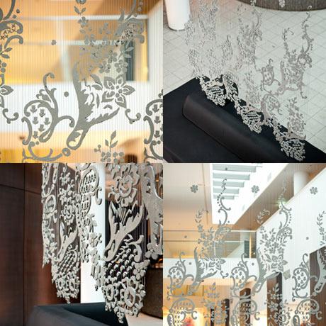 Doreen Westphal concrete lace