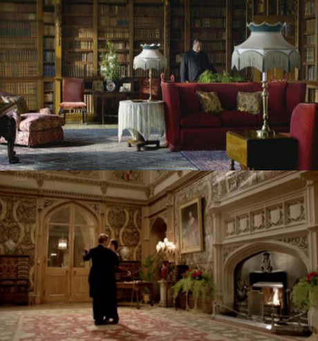 Downton Abbey  - is the past part of your future?