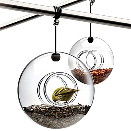 Eva Solo bird feeders at John Lewis