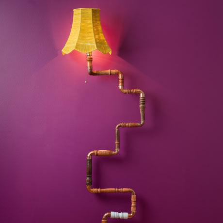 Furniture Magpies climbing lamp