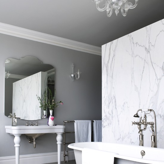 Grey-and-White-Marble-Bathroom-Livingetc-Housetohome