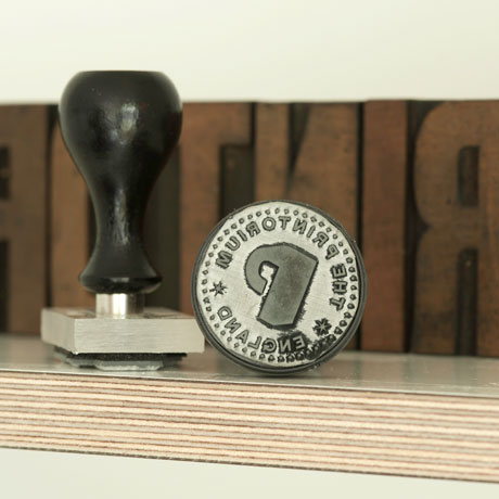Printorium Rubber Stamp