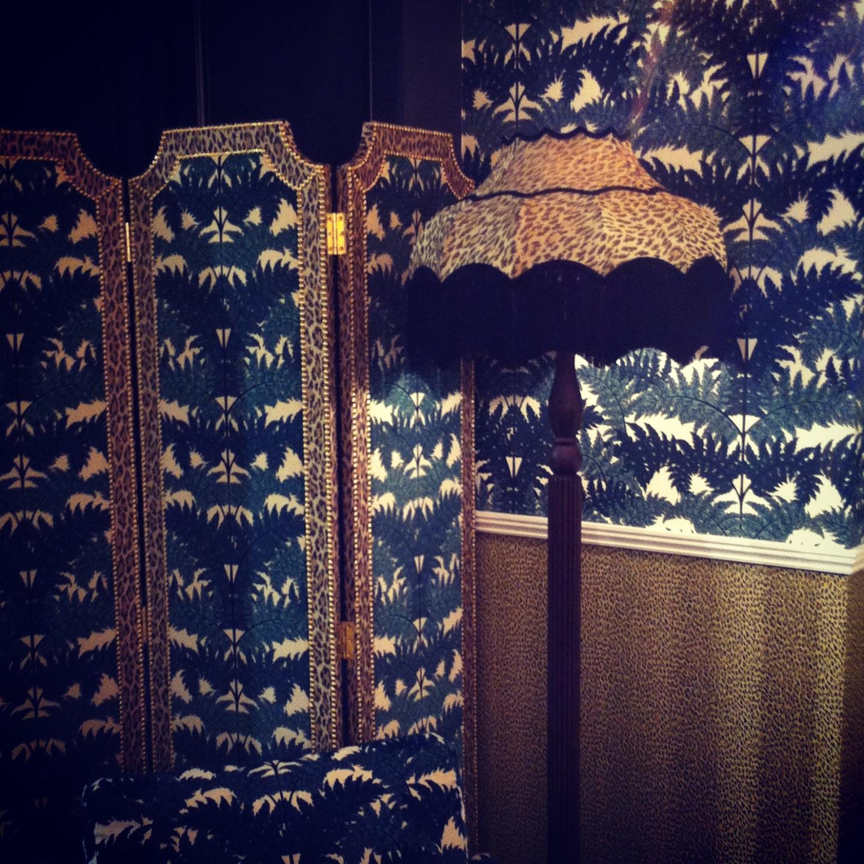 HOH Leopard Print walls
